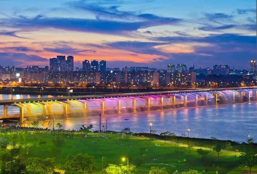 Самые впечатляющие мосты в мире