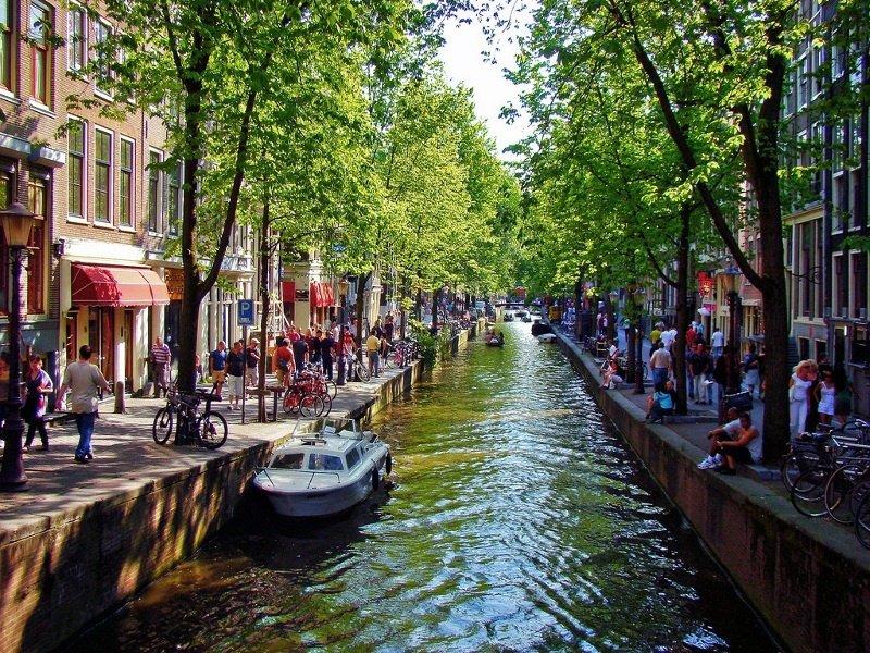 8 чудес Амстердама