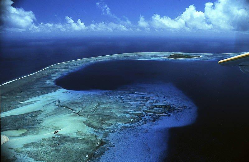 Самые страшные в мире острова