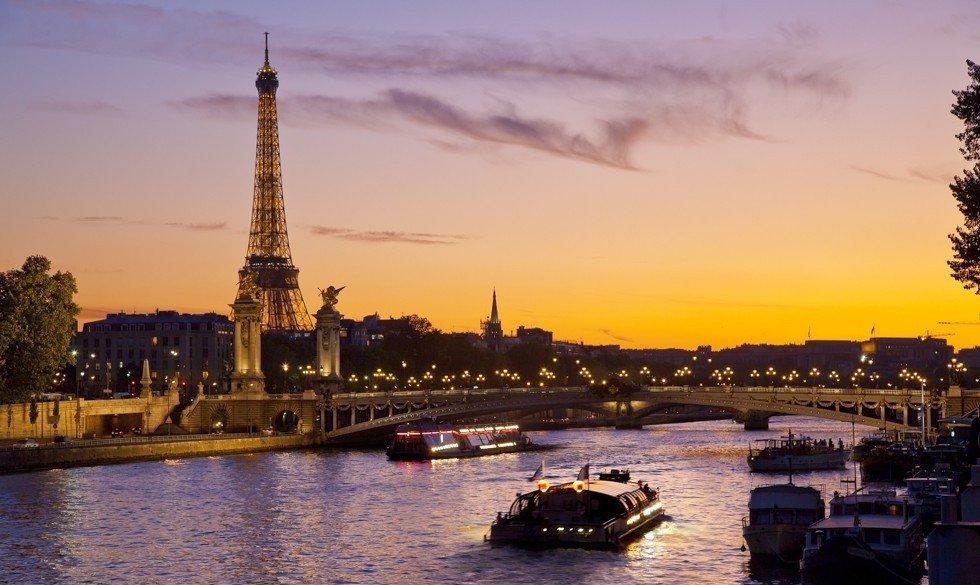 Чего не стоит делать в Париже