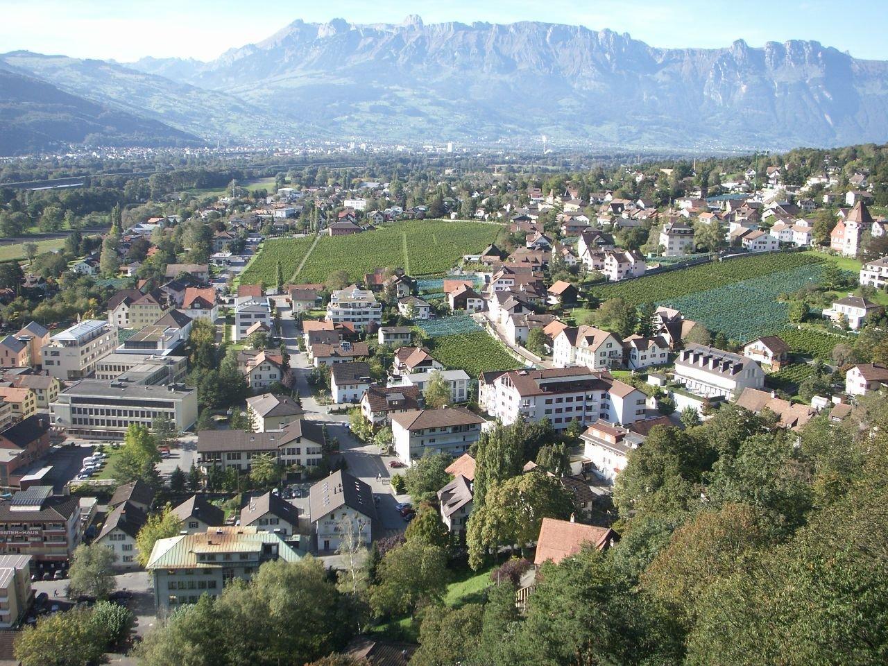 Маленькое государство Лихтенштейн