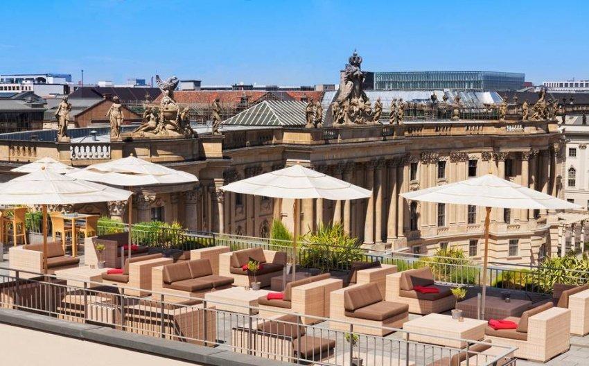 Самые красивые бары на крышах