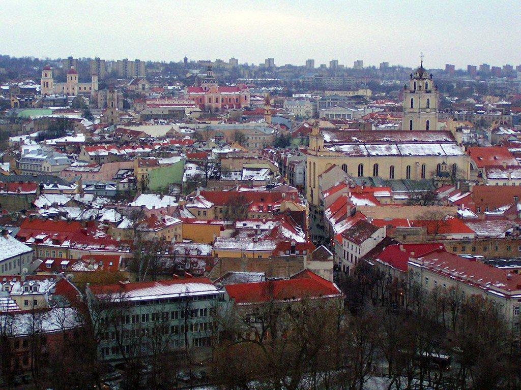 7 неизвестных но интересных мест Вильнюса