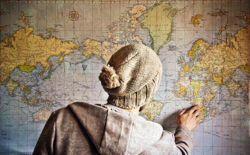 20 признаков путешественника