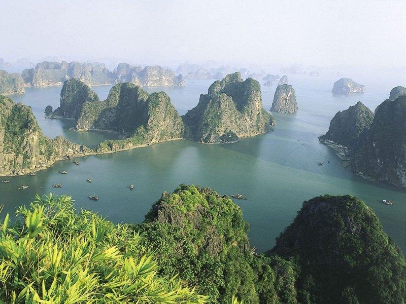 Вьетнам готовит для туристов новую курортную зону