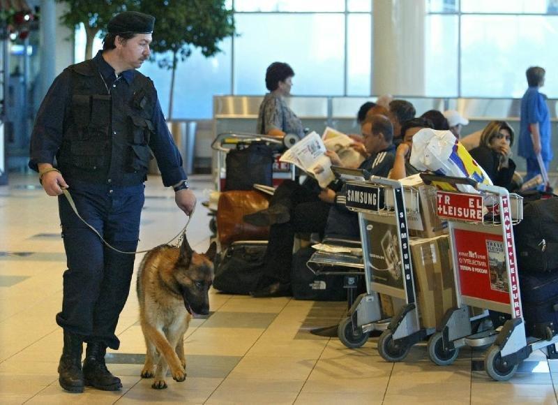 В аэропортах Европы пассажирский багаж будут тестировать на наличие бомбы