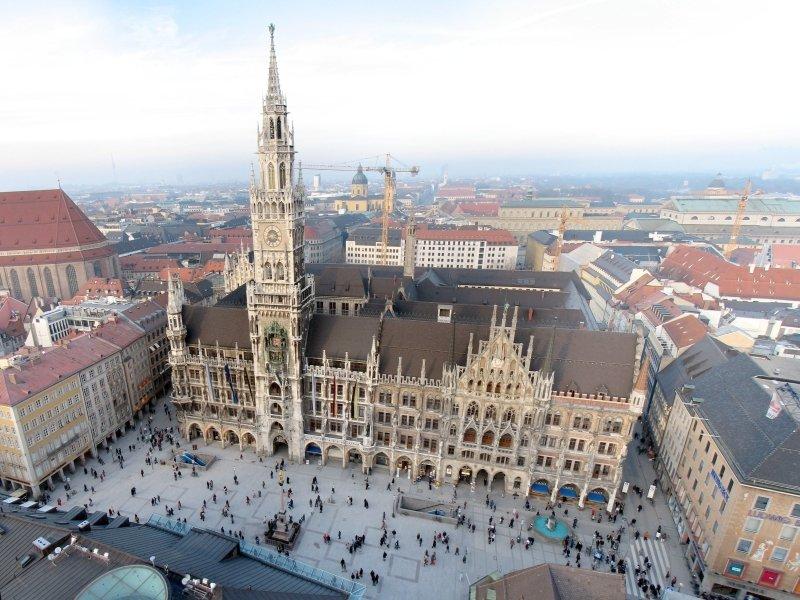 Чем может удивить путешествие в Баварию?