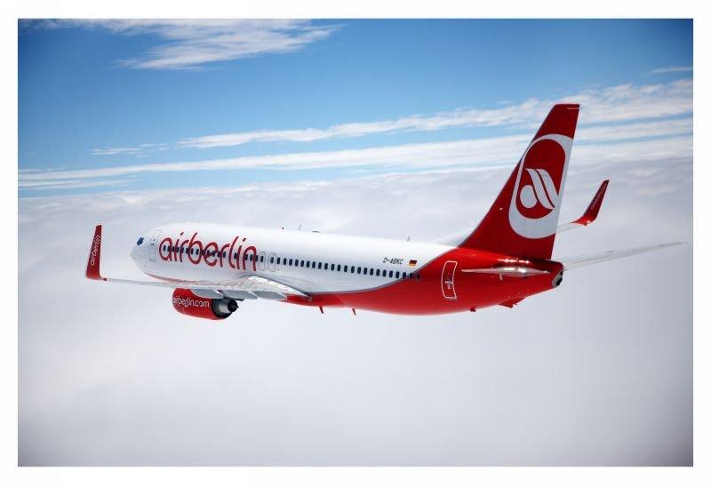 Немецкая авиакомпания «Air Berlin» установит в самолетах новые кресла
