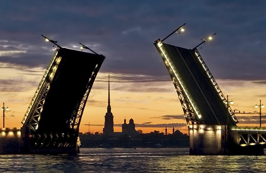 Санкт-Петербург признан самым достопримечательным европейским городом