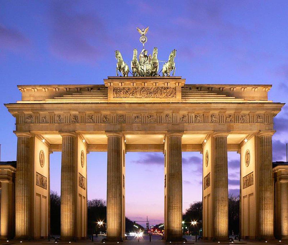 Недорогое путешествие в Берлин
