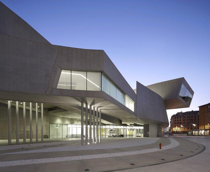 Музеи современного искуства