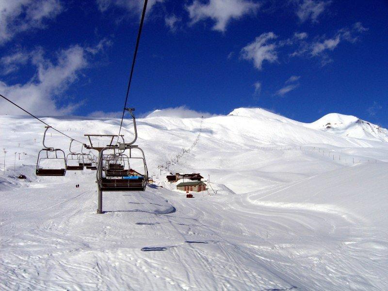 Грузия готовится к открытию горнолыжного сезона