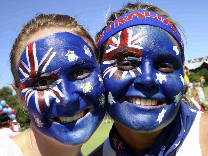 Национальные особенности австралийцев