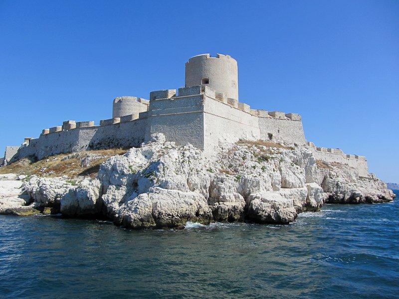 Остров-замок Иф