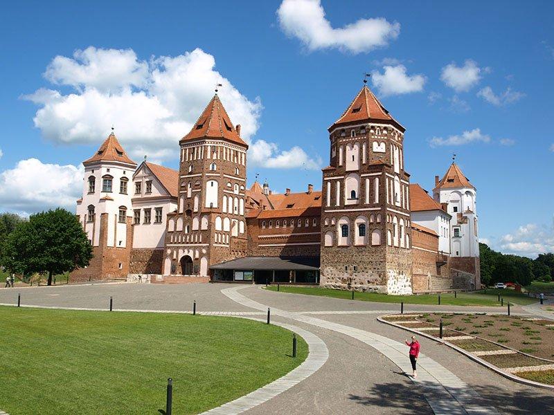 Семь чудес Белоруссии