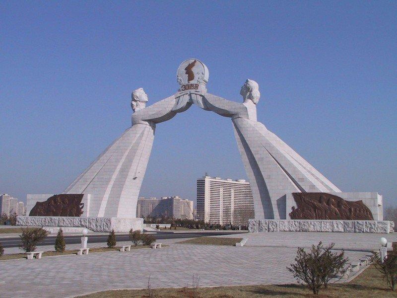 В Северной Корее организуют спортивный тур с марафоном