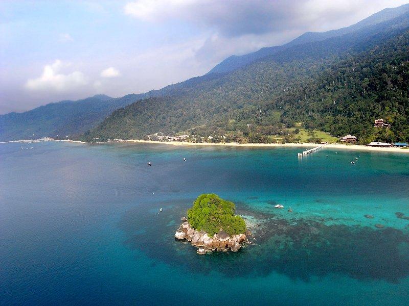 Тиоман – Остров спящего дракона