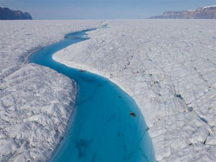 Голубые реки Гренландии