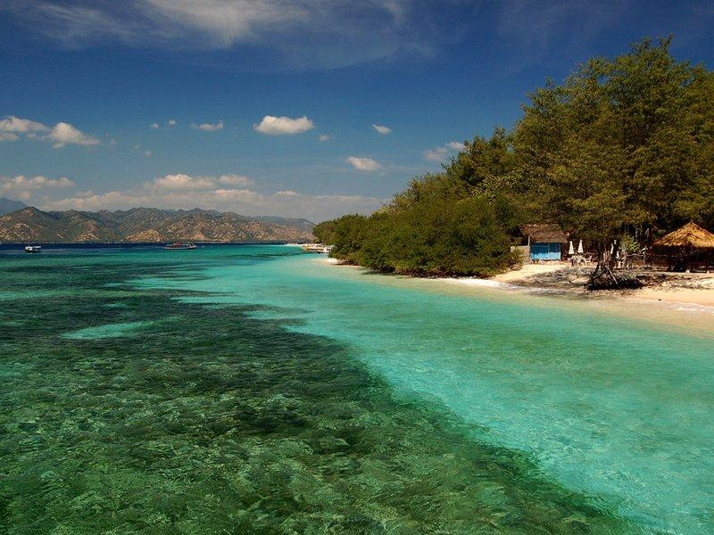 Жгучий остров Ломбок