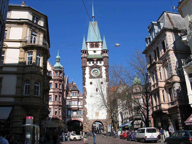 Фрайбург - солнечный город свободы