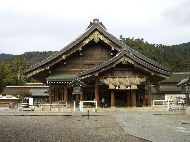 Языческая Япония – центры силы в Идзумо