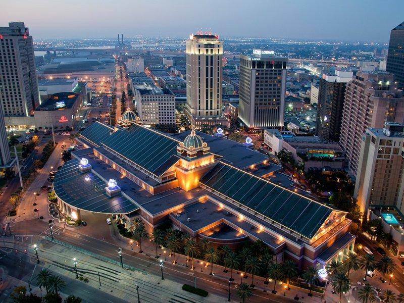 Новый Орлеан - город вуду