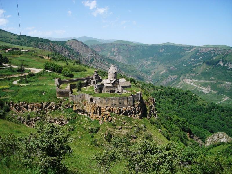 5 причин побывать в Армении