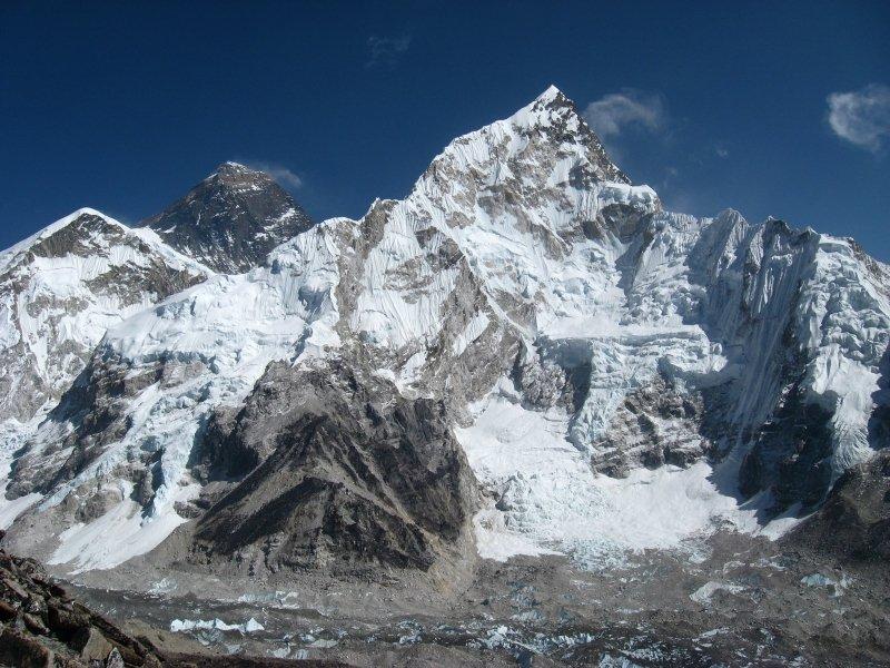 5 самых экстремальных вершин мира