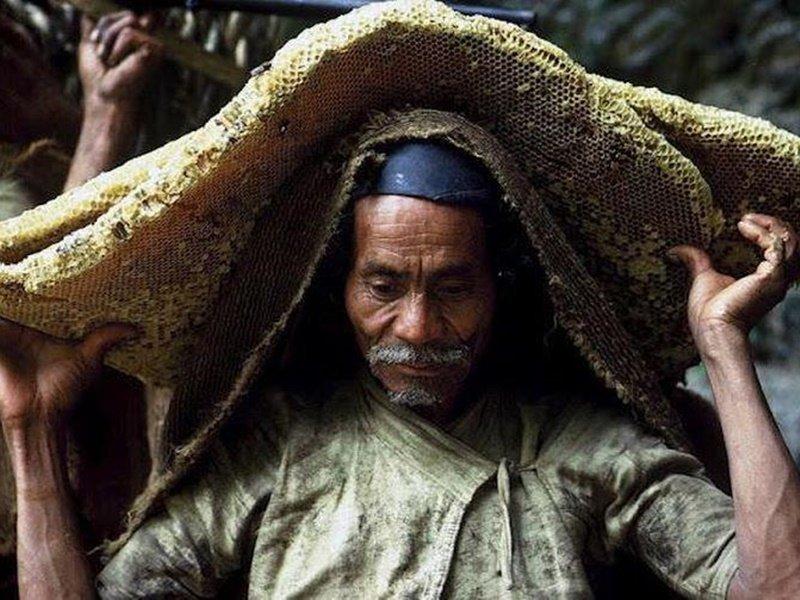 Гурунги - прирожденные воины