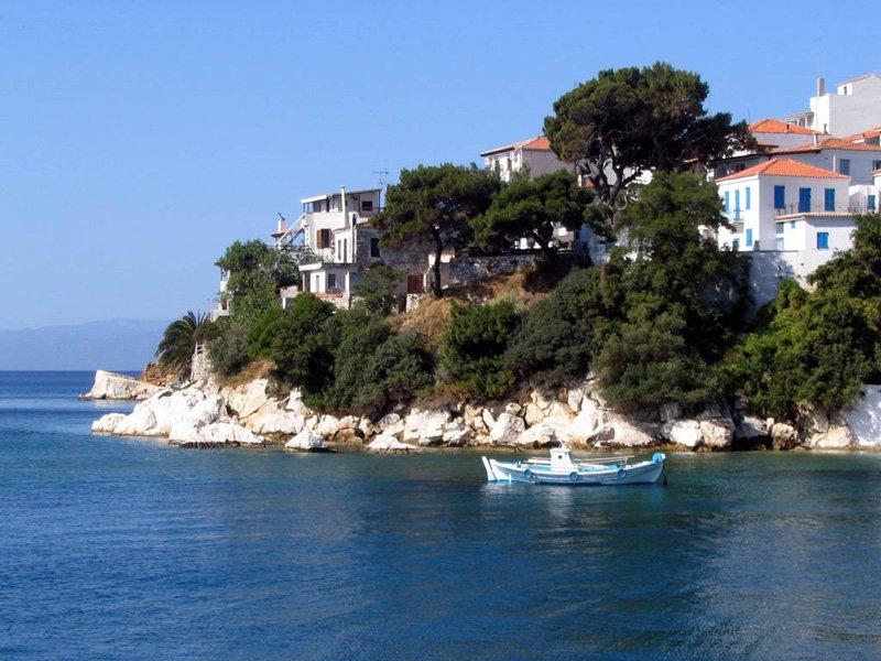 Скиатос – остров бутик
