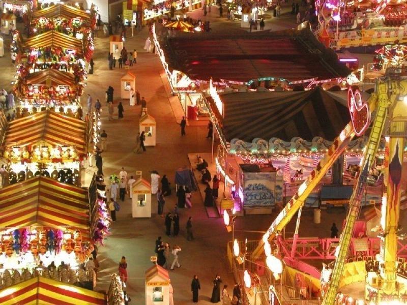 Новый год в Дубае начнется с грандиозного торгового фестиваля