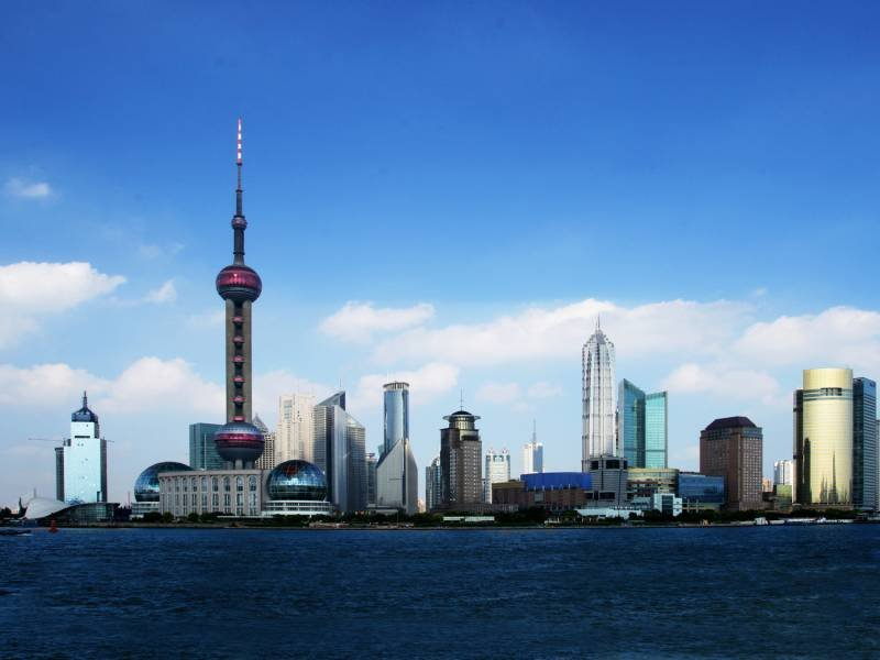 В Шанхае введен шестисуточный безвизовый режим