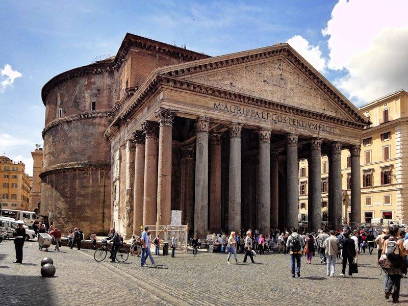 Пантеон Римский