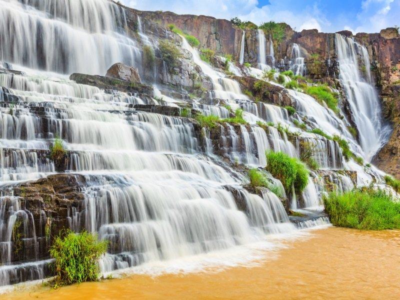 Самые живописные водопады на планете
