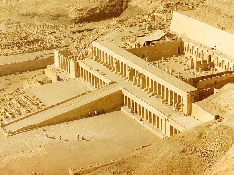 10 архитектурных артефактов Египта