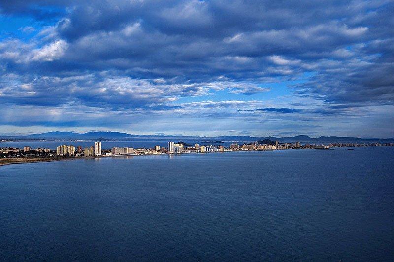 Малое море Испании
