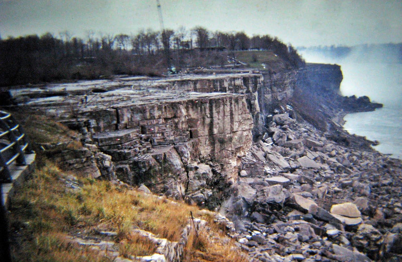 Ниагарский водопад закроют на три года