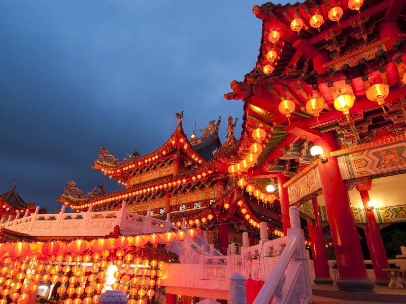 Таиланд приглашает на празднование Китайского Нового года