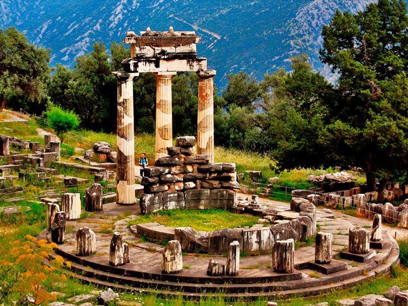 Дельфы и другие города-музеи Греции