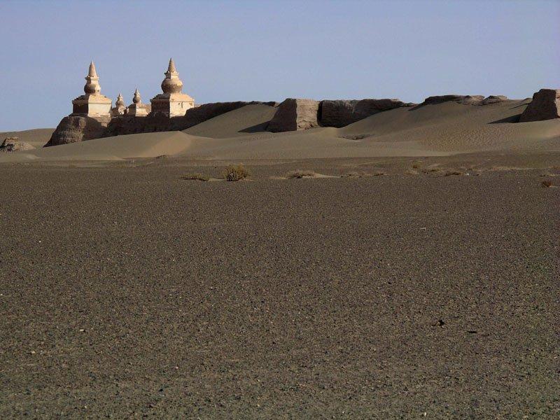 Тайны руин Хара-Хото