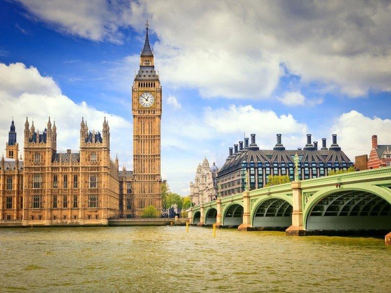 Лондонский Биг Бен