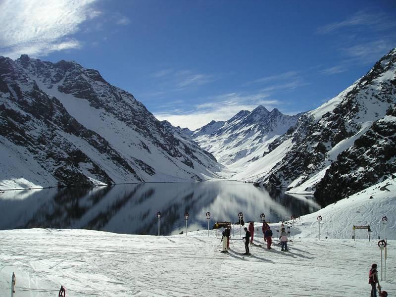 Кавказские курорты должны заменить россиянам европейские Альпы