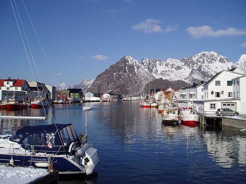 Норвегия приглашает россиян на туристическую рыбалку