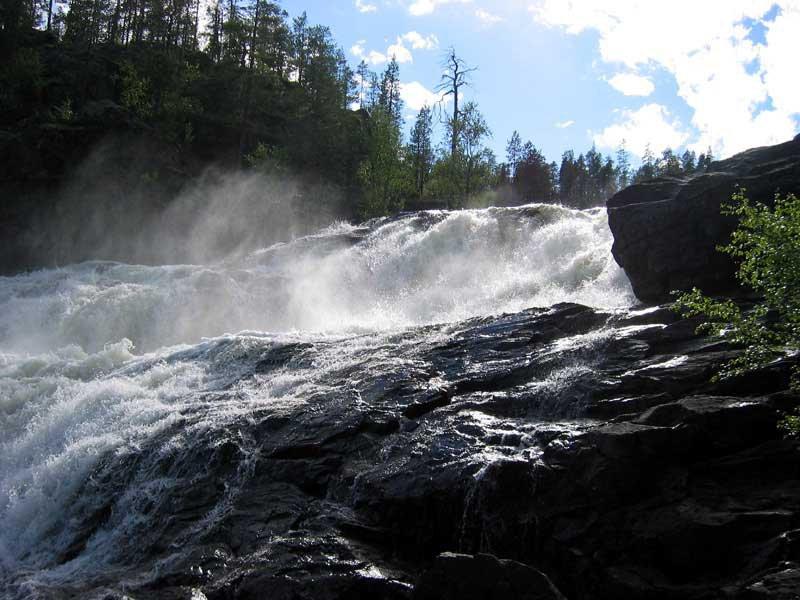 Кутсайоки - зовущая река