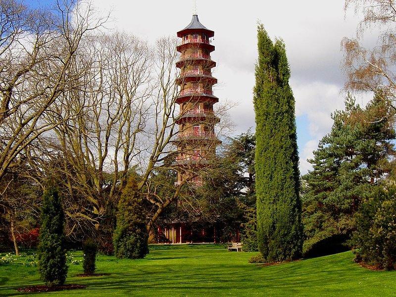 10 самых живописных садов в мире
