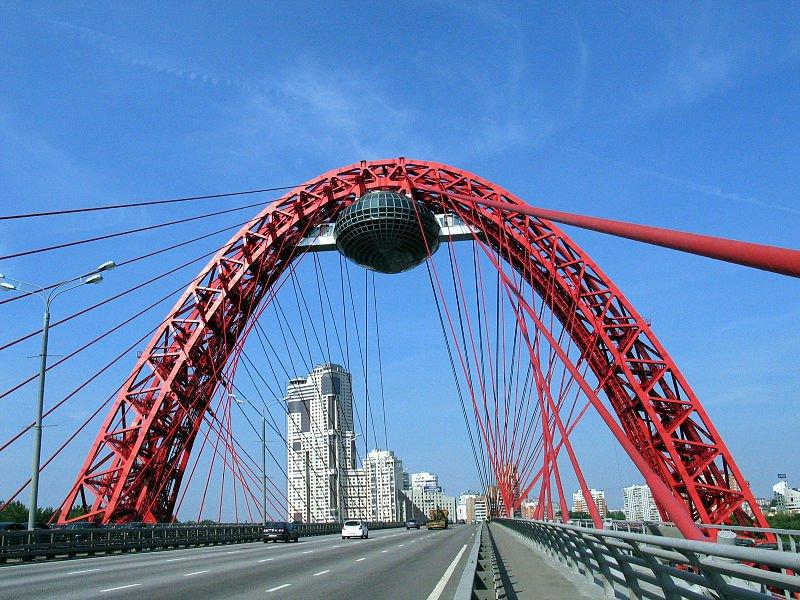Одиннадцать удивительных мостов России