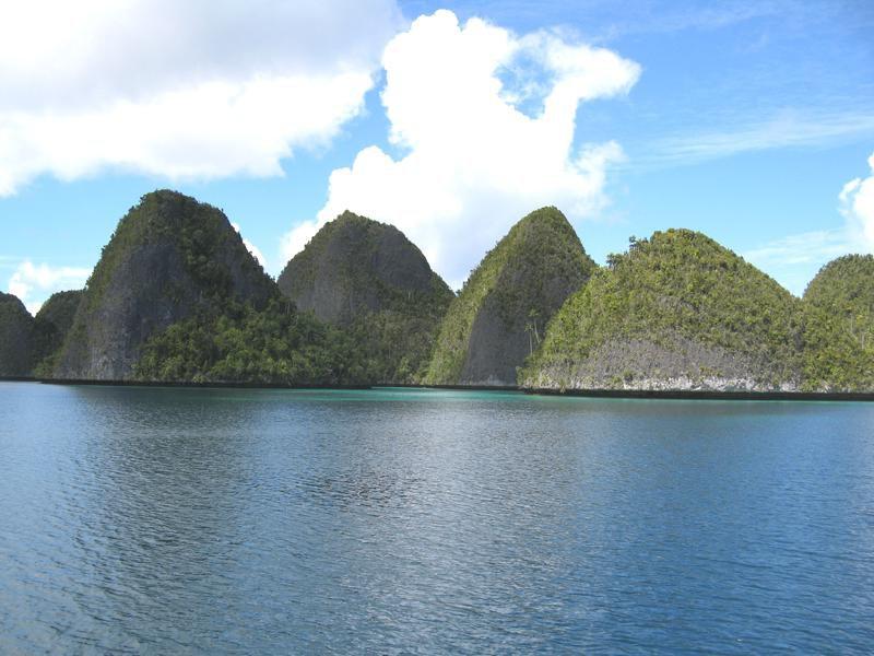 Индонезия: последний райский уголок – архипелаг Раджа-Ампат