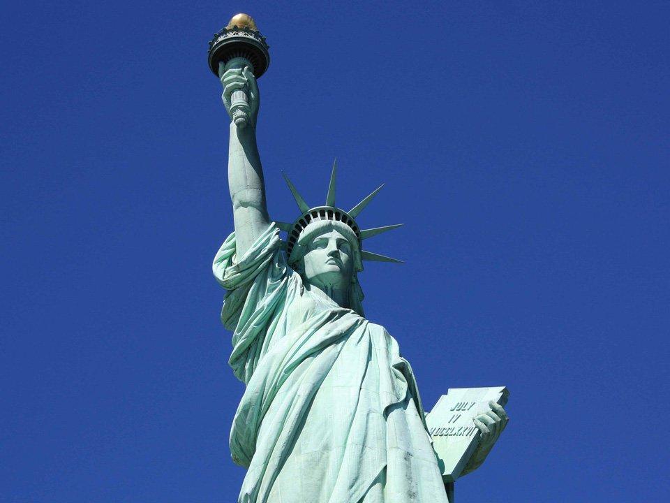 Статуя Свободы в городе Нью-Йорк: 10 интригующих фактов