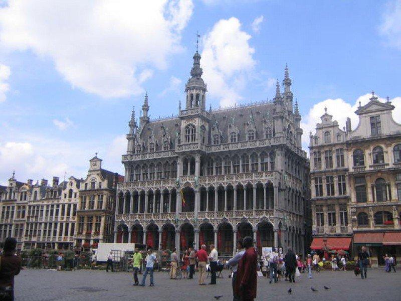 В Брюсселе открыты сразу два новых музея