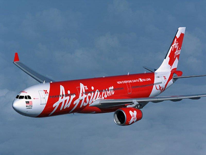 Малазийский лоукостер «AirAsia X» предлагает авиабилеты в «бездетные зоны»
